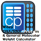 Wiley DNA/RNA/Protein and General Molecular Weight Calculator